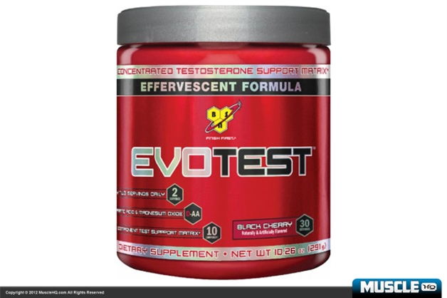 BSN EvoTest Concentrated Testosterone Support